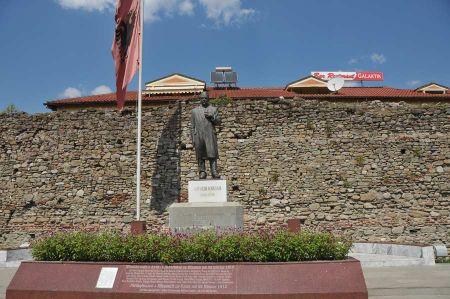 Elbasan - Nach Römern und Byzantinern folgen die Osmanen