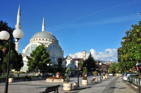 Shkodra - Mittelalter und Osmanen in der Stadt