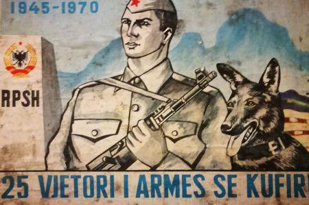 Albaniens Bunkergeschichte - das Bunk´Art Museum Tirana
