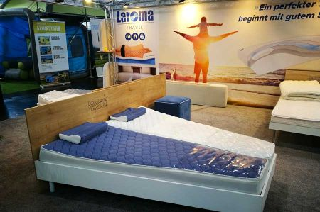 LAROMA TRAVEL - sleeping systems for campers