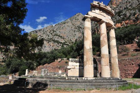 Apollon Camping Delphi and Mount Parnass