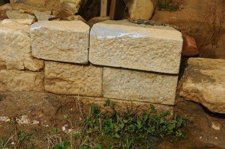 Argilos  - frühe griechische Kolonie westlich des Strymonas