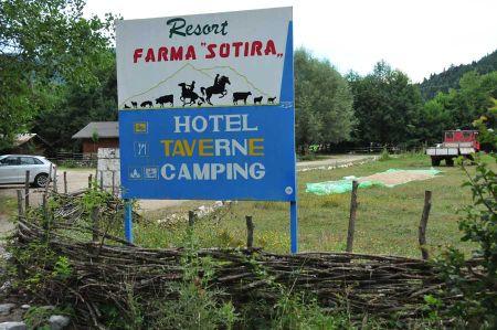 Station 35 - Camping Farma Sotira - Hiking in pure nature