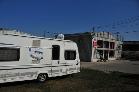 Camping Center Belgrade - Welcome to Belgrade