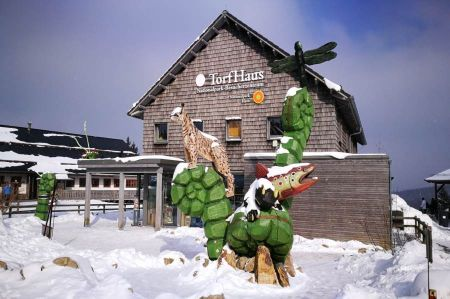 Cross-country & sliding trails in the Harz - something for everyone