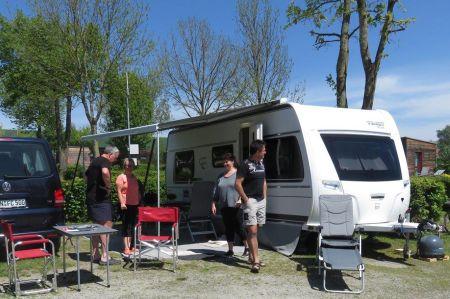 Fendt-Road-Tour Frühjahr 2017 - Tagebuch  vom 12.05.2017