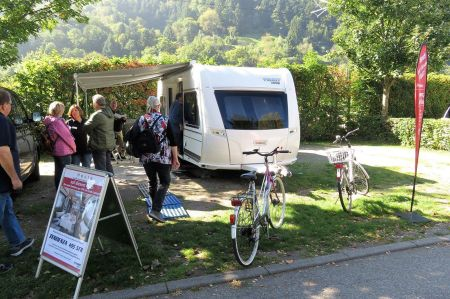 Fendt-Road-Tour Herbst 2017 - Tagebuch 21.09.-22.09.2017