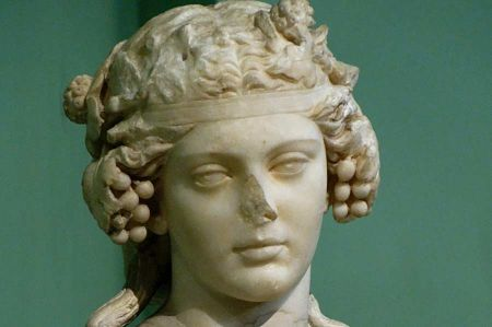 Dionysos - Gott des Weines und der Freude