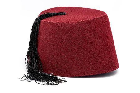 Fes oder Hut