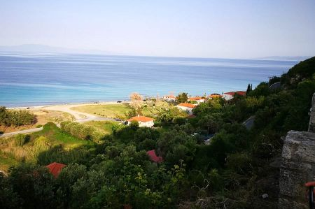 Afytos - once a fisherman's village - today a tourist attraction