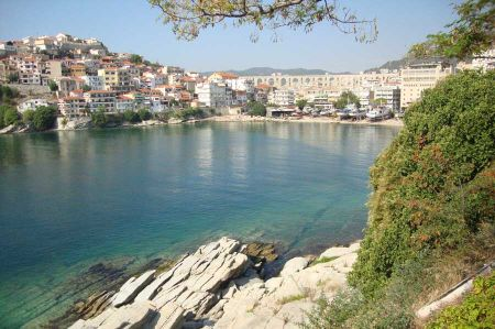 Kavala - once a major trading center for tobacco