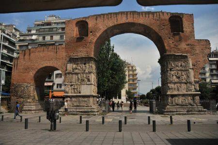 Thessaloniki - Griechische Metropole