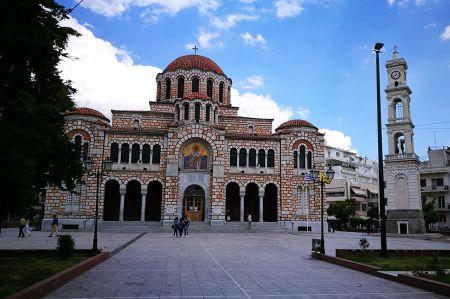 Volos - City tour through the harbor town of the Argonauts