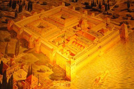 Diokletianspalast von Asphalatos
