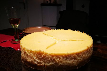 The real New York Cheese Cake - a travelogue followed