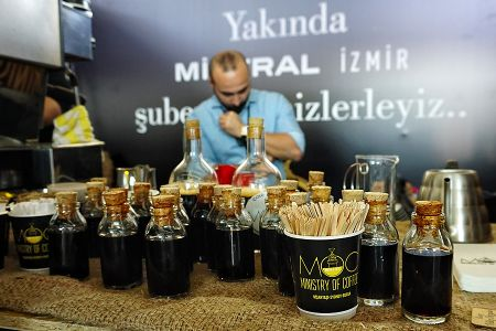 Izmir Coffee Festival - culture, accessories and special features