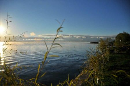 Back at Lake Ohrid - Morning impressions at the lakeside