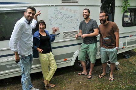 Caravans and Motorhomes - more diversity than ever!