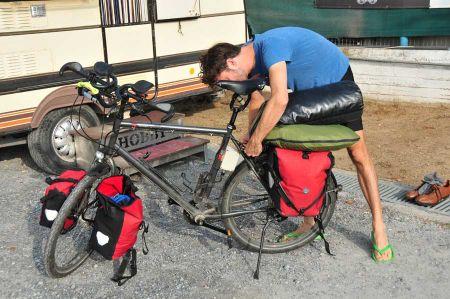 Biking Balkans - professional bike equipment make the difference