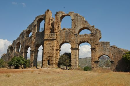 Roman construction technology - insights into technology