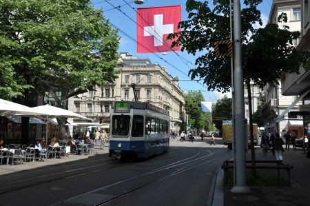 Zurich's favorite markets – most beloved market Bürkliplatz