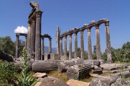 Euromos - Das strahlende Zentrum des antiken Karien