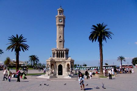 The Clock Tower • Izmir's Landmark