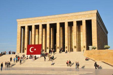 """Atatürk Mausoleum """"Anıtkabir"""""""