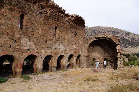 Binbir Kilise (Eintausend Kirchen)