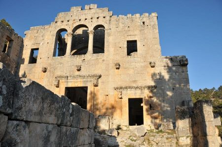 Das Alahan Kloster bei Mut