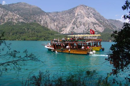 Oymapınar Dam - Manavgat