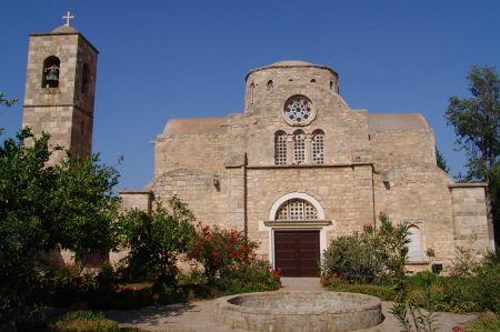 St.-Barnabas-Kloster - das Ikonen-Museum