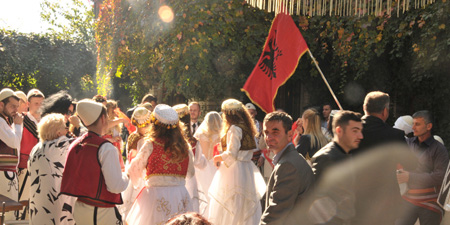 A Wedding in Albania - Traditional wedding customs