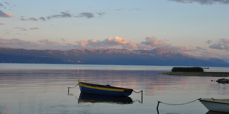 Ohrid Lake - The place of the Living Fossils