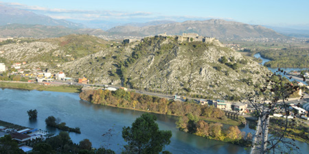 Drin, Buna and Lake Shkodra - potential for tourism of Albania