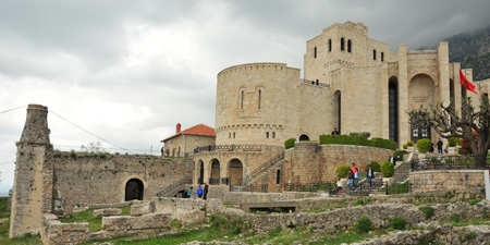 Couple more interesting insights about the fortress of Kruja