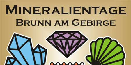 Mineral Days - Crystals and Petrification in Brunn am Gebirge