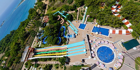 Water Planet Deluxe Hotel, Aquapark & Camperstop