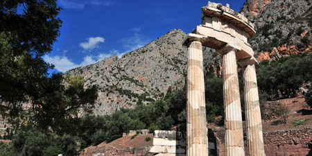 Apollon Camping Delphi and Mount Parnass