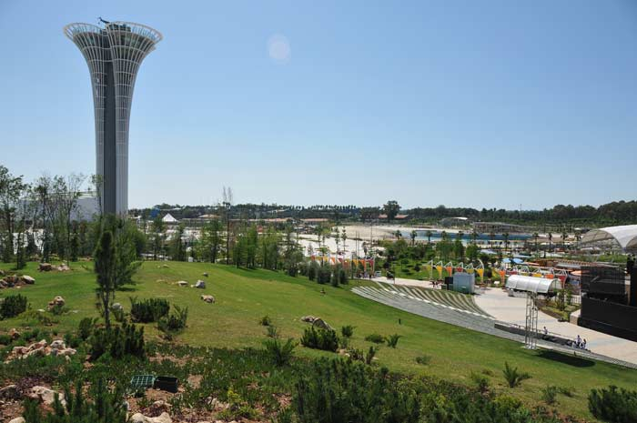 More impressions of the EXPO 2016 Antalya
