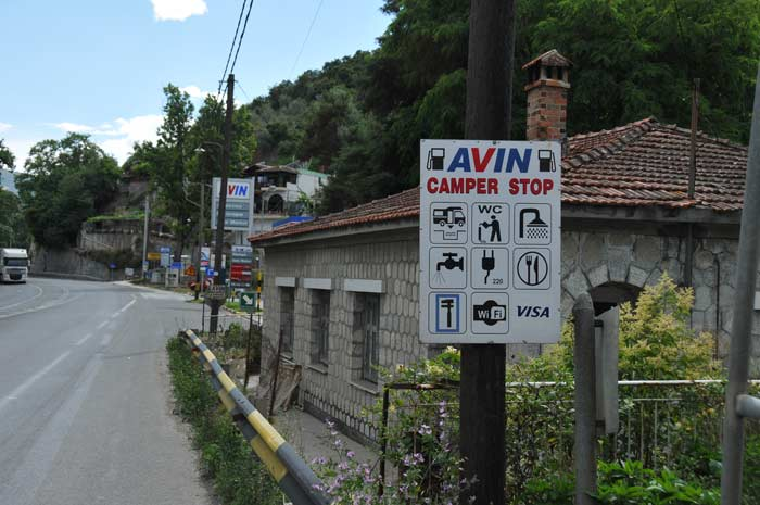 Rapsani Camperstop - further exploring of surrounding places
