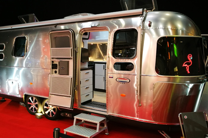 Caravan-Salon - Airstream Caravan and other special models
