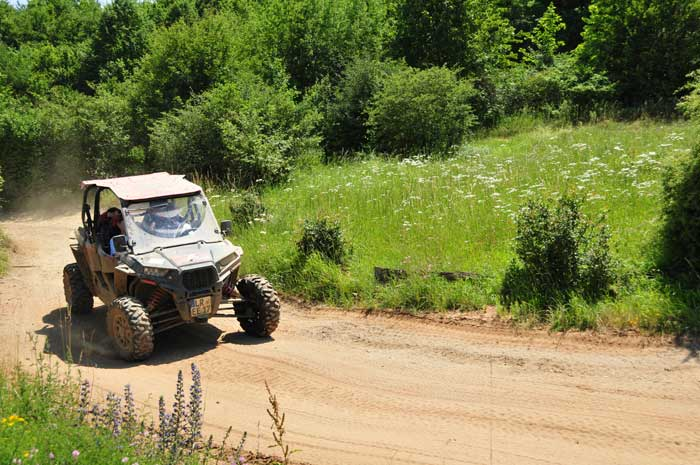 Bad Kissingen calls – outdoor-fair adventure and four-wheel drive