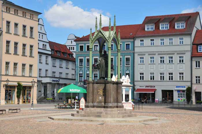 Wittenberg - more than just Lutherstadt on the Elbe