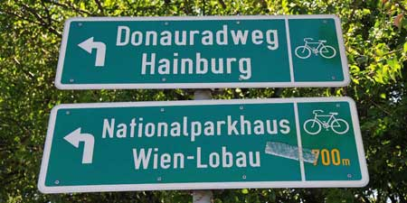 Danube Cycle Path - Vienna Region is one of highlights