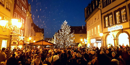 Kitzingen glows - Christmas market and a short history