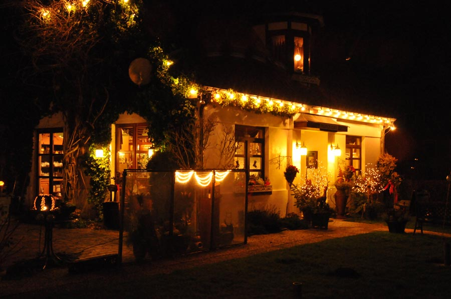 carolinensiel schwimmender weihnachtsbaum alter hafen. Black Bedroom Furniture Sets. Home Design Ideas