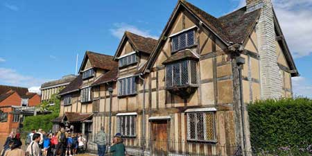 Stratford upon Avon - more than just Shakespeare's birthplace