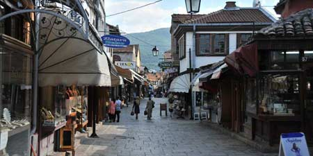 Skopje - centuries of Ottoman rule in Üskub