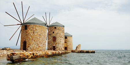 Chios – griechische Insel
